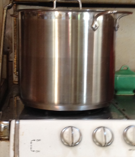 All-Clad 12 qt. Stockpot with Lid