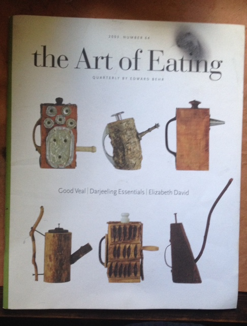 The Art of Eating 2003 Number 64