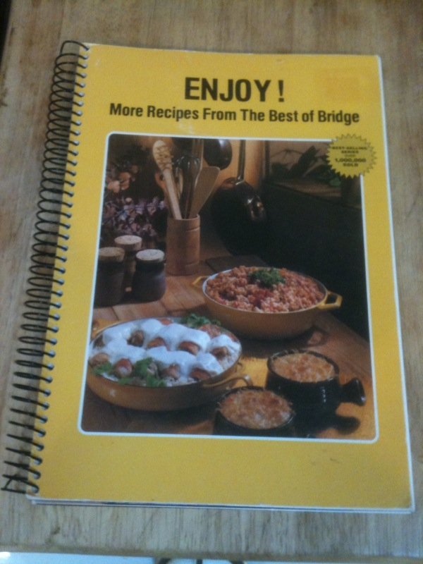 Enjoy - More Recipes from The Best of Bridge (2nd in Series)