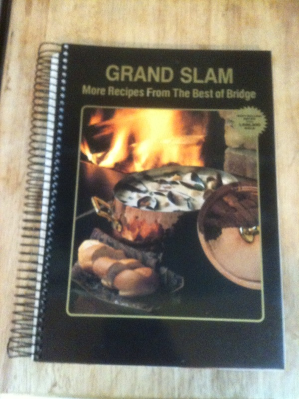 Grand Slam -More Recipes from The Best of Bridge (4th in series)
