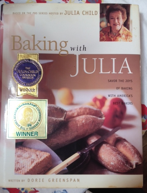 Baking with Julia -The Joys of Baking with America's Best Bakers