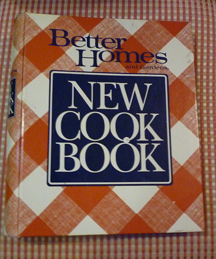 Better Homes and Gardens New Cook Book 1989