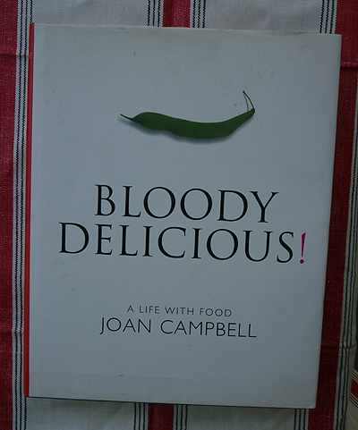 Bloody Delicious! A Life With Food