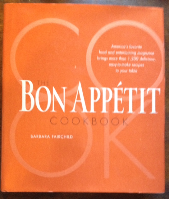 The Bon Appetit Cookbook - As New