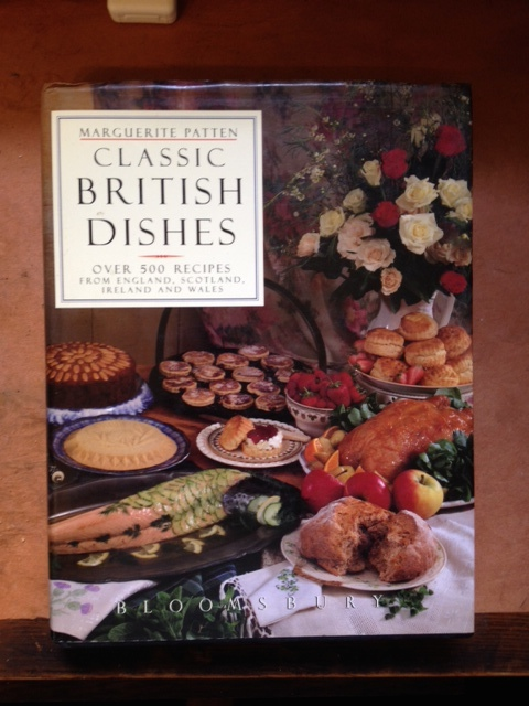 Classic British Dishes-500 Recipes from England, Scotland, Wales