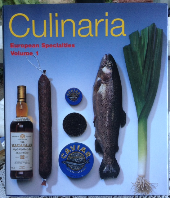 Culinaria European Specialties Volume l