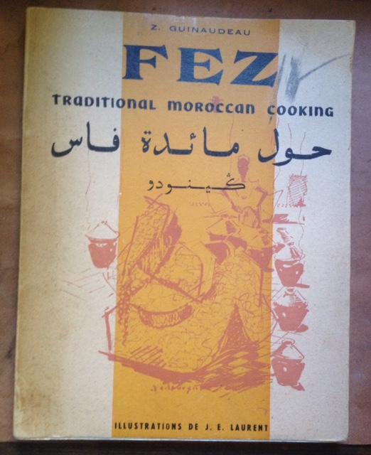 Fez - Traditional Moroccan Cooking (1st state, Rabat, 1957)
