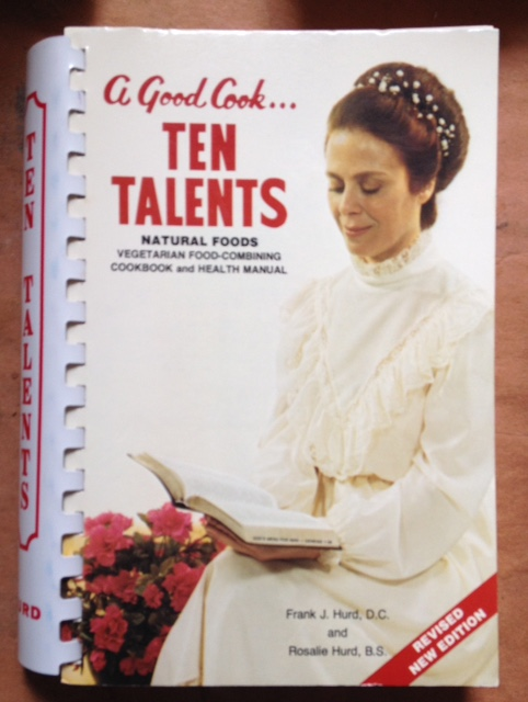 A Good Cook...Ten Talents (first 1968 edition)