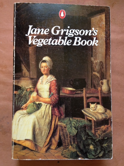 Jane Grigson's Vegetable Book (Penguin Cookery Series Edition)