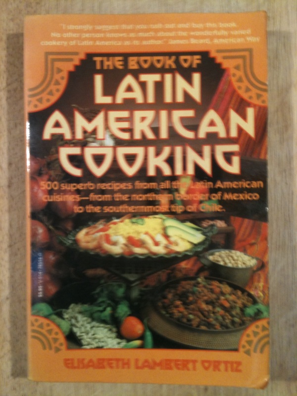 The Book of Latin American Cooking (trade paperback)
