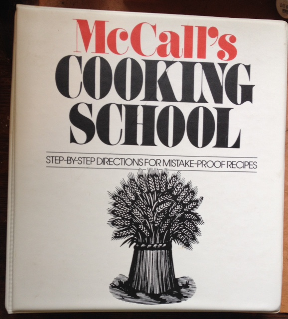 McCall's Cooking School, 1986 edition, Volume Two