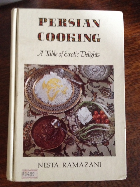 Persian Cooking - A Table of Exotic Delights