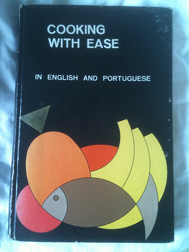 Cooking with Ease -- in English and Portuguese
