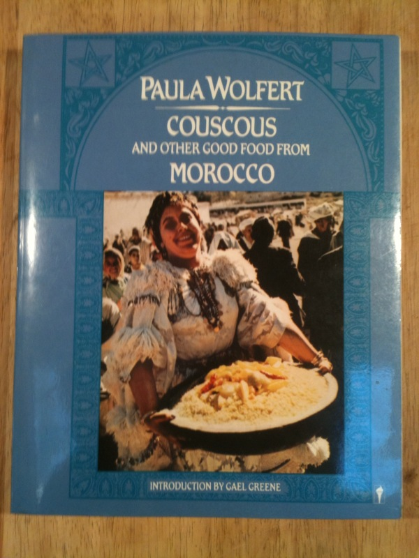 Couscous and Other Good Food from Morocco (paperback)