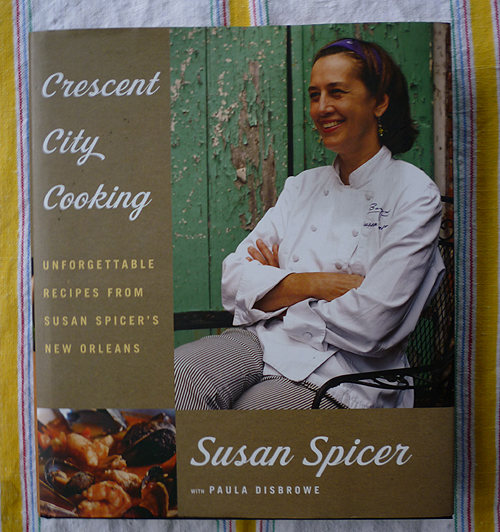 Crescent City Cooking - signed by Susan Spicer