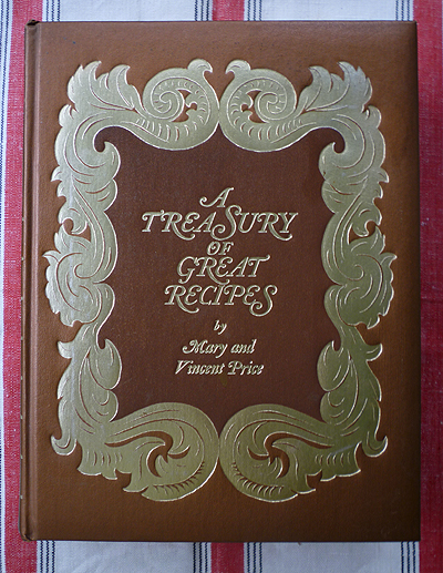 A Treasury of Great Recipes (Hardback, First Printing)